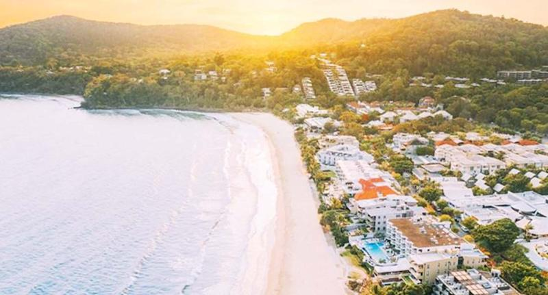 Noosa's famous coastline is under serious threat. Source: Visit Noosa