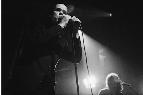 Nick Cave and the Bad Seeds Brood and Rage in Hollywood