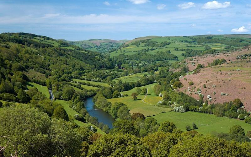 Mid-Wales - Getty