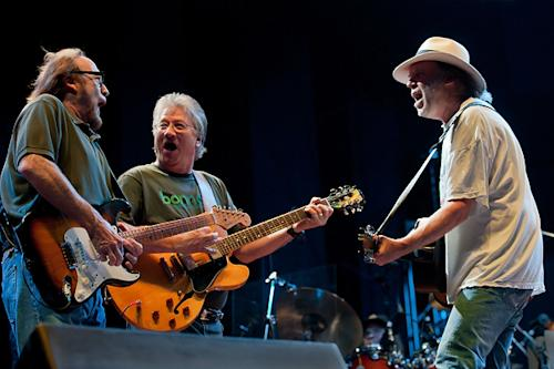 Neil Young Explains Buffalo Springfield's Aborted Reunion