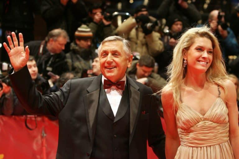Oscar-winning Czech director Jiri Menzel dies at 82