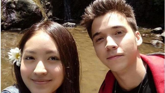 Natasha Wilona dan Stefan William di sinetron Anak Jalanan. foto: Instagram