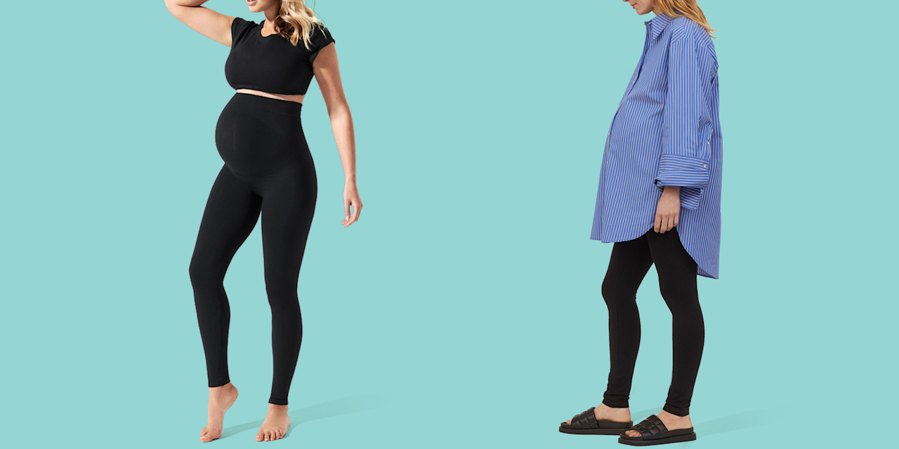 """<p>Finding the <a href=""""https://www.goodhousekeeping.com/clothing/g32884290/best-leggings/"""" target=""""_blank"""">perfect pair of leggings</a> can be a struggle, but throw in a growing belly during pregnancy and the challenge is that much harder. You'll need the leggings to fit well and stay in place as your body changes, but they <em>must</em> feel good and non-constricting since comfort is key when it comes to maternity clothes. Not to mention, they should be good value so you won't end up spending a fortune on leggings that you'll only get to wear briefly.</p><p>The <a href=""""https://www.goodhousekeeping.com/institute/about-the-institute/a19748212/good-housekeeping-institute-product-reviews/"""" target=""""_blank"""">Good Housekeeping Institute</a> Textiles Lab tests leggings of all kinds –  from <a href=""""https://www.goodhousekeeping.com/clothing/g27206929/best-black-leggings/"""" target=""""_blank"""">black leggings</a> to <a href=""""https://www.goodhousekeeping.com/health-products/g4042/best-workout-leggings/"""" target=""""_blank"""">workout leggings</a> –  to find the ones that will hold up and feel amazing no matter where you're wearing them. To curate this list, we considered maternity variations of our top performing leggings as well as maternity brands with rave reviews from real users. Next, we had pregnant women test them out for in-depth consumer feedback. Read on to learn more about our top picks for every style preference and activity, but first, here's what to keep in mind as you shop for maternity leggings.</p><h2 class=""""body-h2"""">Are maternity leggings worth it?</h2><p>Yes! Every body is different, but for most expecting moms, <strong>you'll need to start wearing maternity leggings by your second or third trimester. </strong>While there are some regular leggings that you may be able to wear throughout your entire pregnancy, most non-maternity styles won't stay up properly. Maternity-specific leggings, on the other hand, are <strong>made with bump-friendly designs, including:</strong>"""