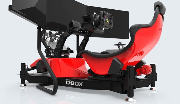百萬賽車模擬器R-Seat/PlaySeat不是每個人都能「sit」