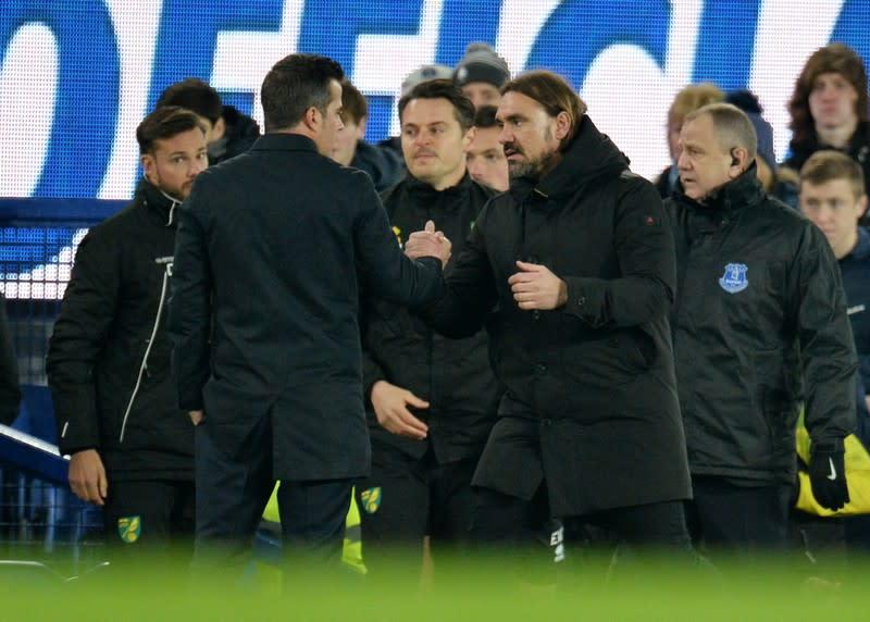 Premier League - Everton v Norwich City