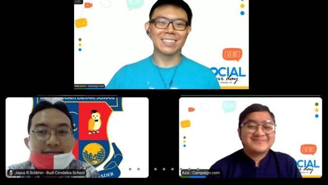 Virtual Media session