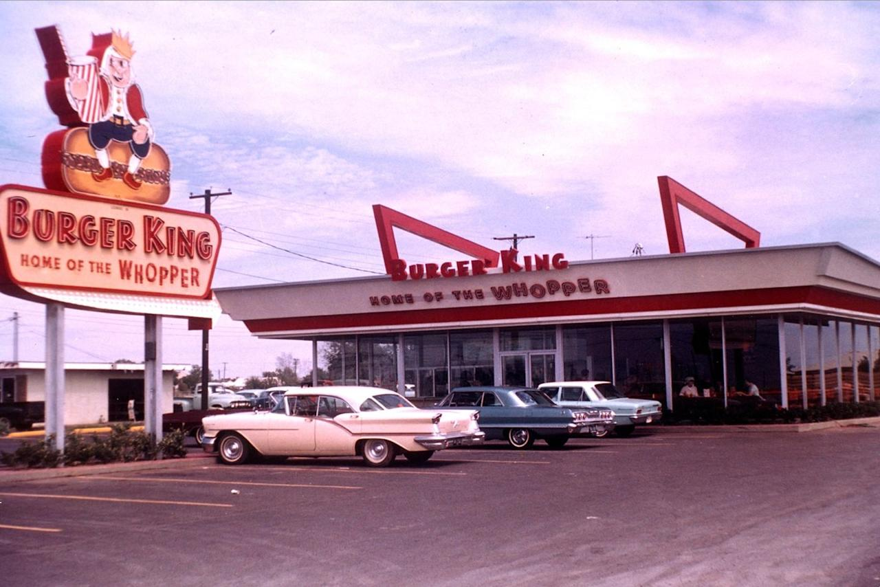 """<p>The home of the Whopper was actually first crowned """"Insta-Burger King"""" when it debuted in Jacksonville, FL, in 1953. </p>"""
