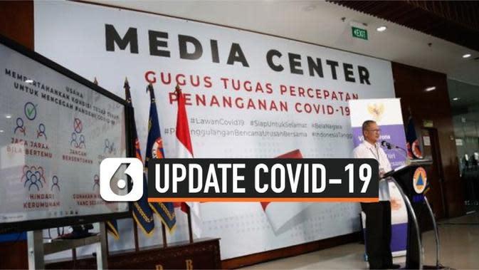 VIDEO: Pasien Sembuh Covid-19 Bertambah 218 Orang