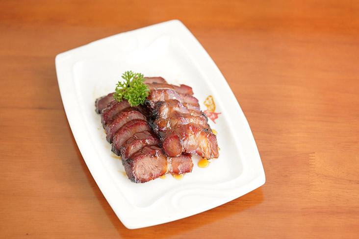 The 'char siu' served at Kam's Roast will be made using marbled Iberico pork