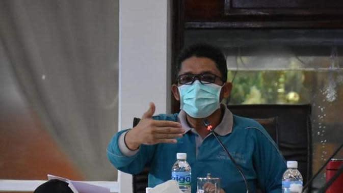 Pulang dari Jakarta, Wakil Wali Kota dan Sekda Kota Padang Positif Covid-19