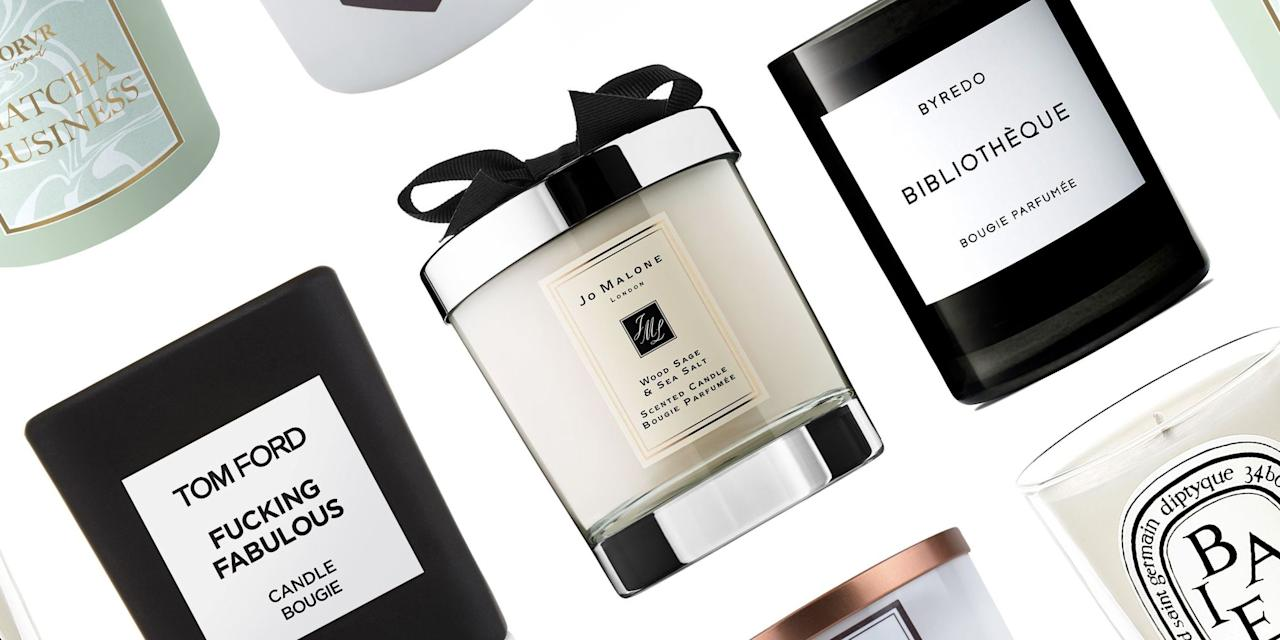"""<p class=""""body-dropcap"""">You don't have to spend a small fortune on a scented candle. But then again, if you're looking for a long-lasting candle that will fill an entire home—or just a studio apartment—with a luxurious and <a href=""""https://www.harpersbazaar.com/beauty/health/a28496530/what-perfume-does-rihanna-wear/"""" target=""""_blank"""">relaxing scent</a>, look no further. Whether you're giving a gift to someone else or just <a href=""""https://www.harpersbazaar.com/fashion/trends/g4475/tech-gifts-for-women/"""" target=""""_blank"""">treating yourself,</a> scented candles never disappoint. Our definition of getting lit involves these 16 deliciously-scented candles that we buy over and over again.</p>"""