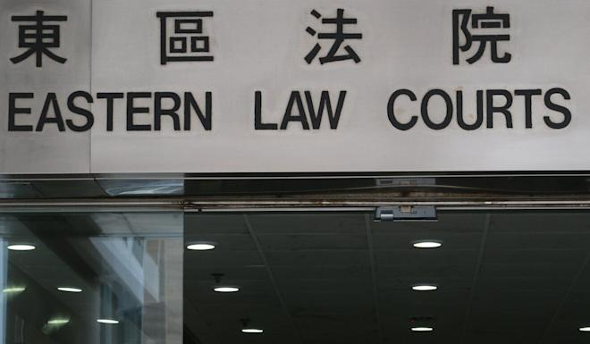 Li Tin-lok did not ask for mitigation during the hearing at Eastern Court. Photo: SCMP Pictures