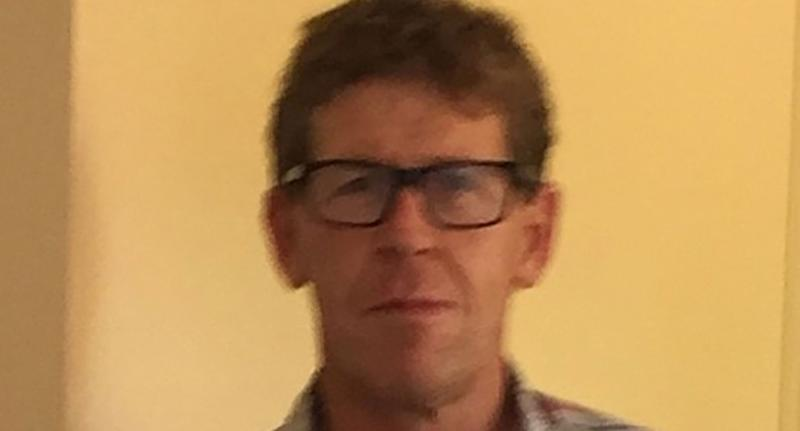Photo of Victorian man Michael Bowman who is missing in Tasmania's Cradle Mountain National Park.