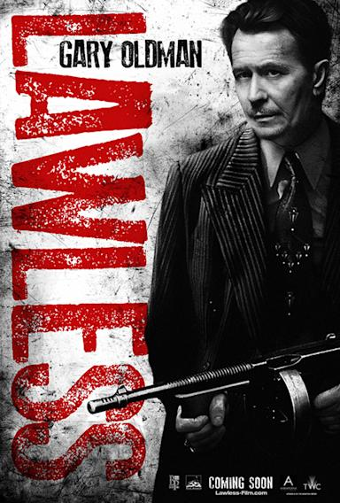 Lawless Banner Poster
