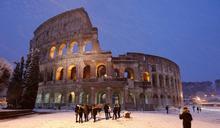 愛爾蘭遊客刻名羅馬競技場 恐面臨1年有期徒刑