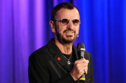 Ringo Starr Opens Grammy Museum Exhibit