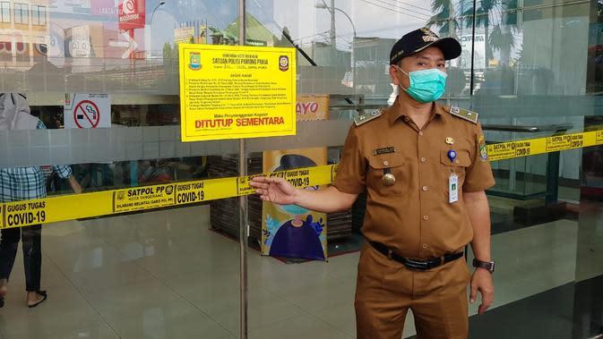 Pemkot Tangerang Catat 2.146 Pelanggar PSBB dalam 3 Hari