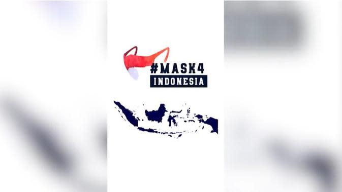 Pandemi Corona, Bhinneka Buat Kampanye Masker untuk Indonesia