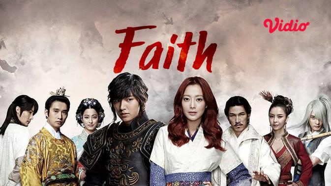 Faith, Serial Drama Korea Bertema Kerajaan yang Dibintangi Lee Min Ho