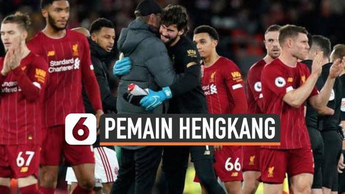 VIDEO: Para Pemain Ini Diprediksi Hengkang dari Liverpool