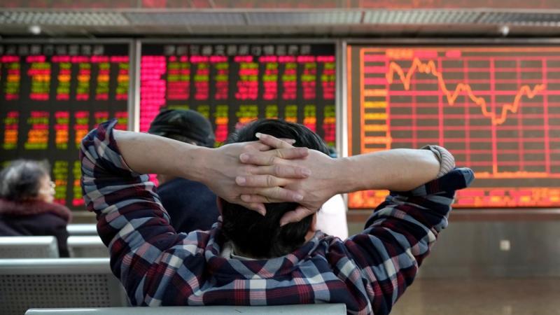 China and Hong Kong stocks retreat before Washington and Beijing prepare to sign trade deal