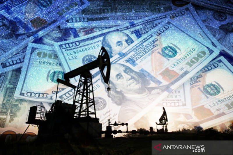 Ekonomi China ganjal optimisme perdagangan, minyak naik tipis