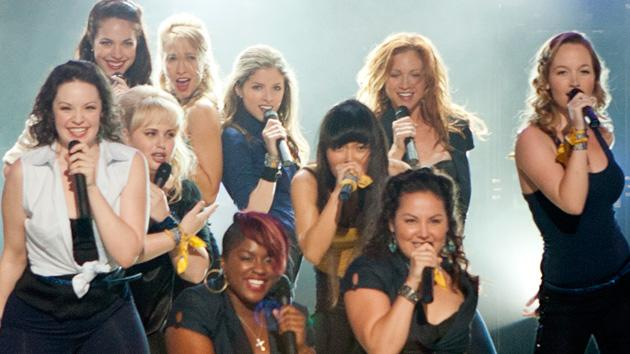 Yahoo! Movies Giveaway: 'Pitch Perfect' Blu-ray