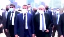 馬克宏籲黎巴嫩改革 將組織國際力量提供援助