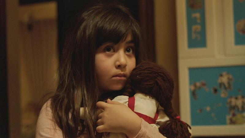 Under the Shadow on Netflix