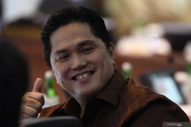 Erick targetkan pembentukan holding Jiwasraya mulai Februari 2020