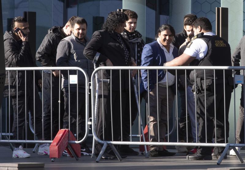Kata-kata puitis membuat menangis dalam kasus penembakan masjid di Selandia Baru