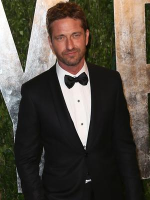 Gerard Butler Can Crack Walnuts With His Butt