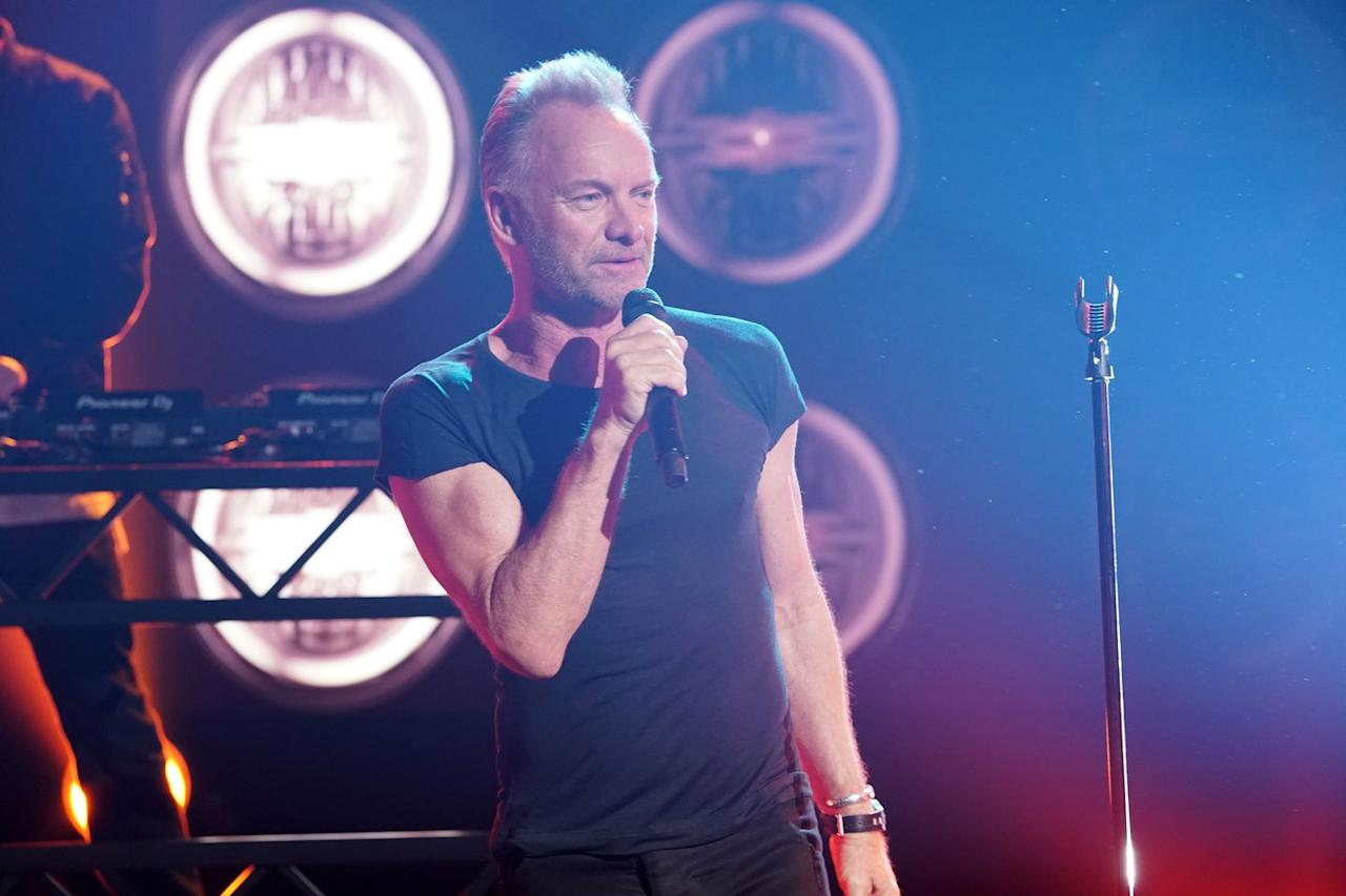 <p>Musician Sting was born 10-02-51.<br><br>Also on this day: <br>Esai Morales<br>Kelly Ripa <br>Camilla Belle</p>