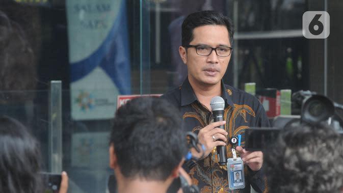 KPK Lepas Eks Jubir Febri Diansyah: Tetap Bersama Berantas Korupsi Demi Indonesia