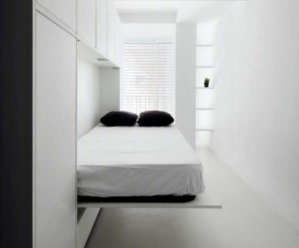 7 Ide Desain Kreatif untuk Kamar Tidur Sempit Menjadi Super Nyaman