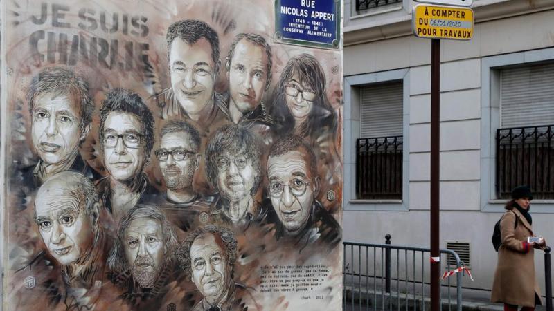 Charlie Hebdo, karikatur nabi Muhammad
