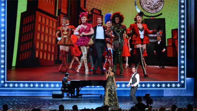 Tonys on CBS Above 7 Million for First Time in Four Years