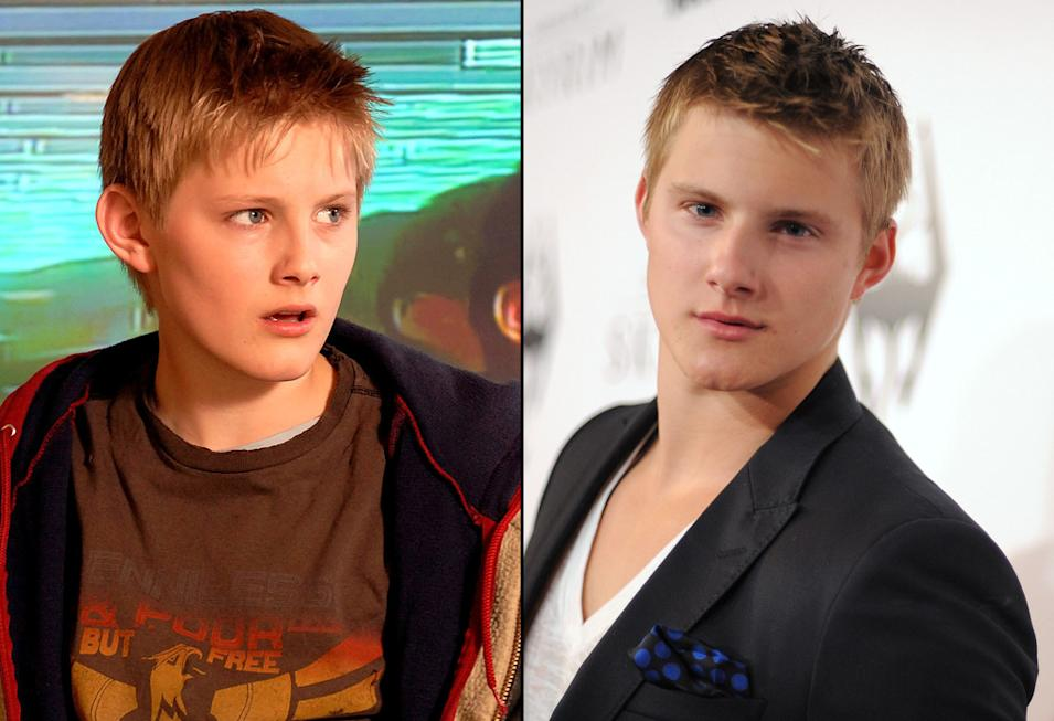then and now the hunger games cast alexander ludwig