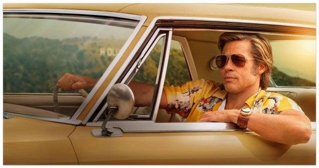 Brad Pitt, Once Upon a Time in Hollywood