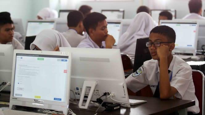 SKB 4 Menteri: Pendidikan Tatap Muka Hanya Bagi Zona Hijau