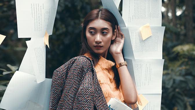 ilustrasi perempuan karir/Photo by Gatot Adri from Pexels