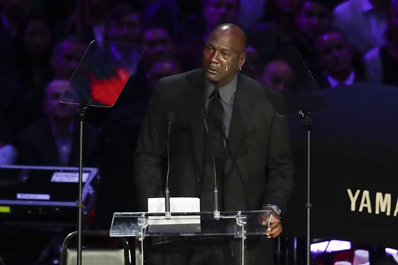 Michael Jordan soal kepergian Kobe Bryant: sebagian diri saya mati
