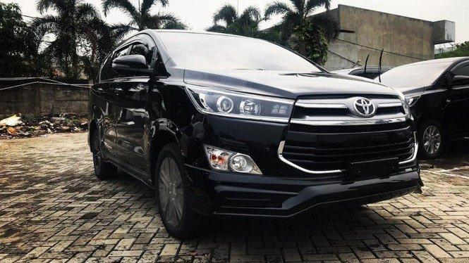 Meluncur 2 Hari Lagi, Ini Fitur Andalan Toyota Innova Baru