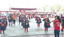 中南區心智障礙啦啦隊比賽 展現創意音樂舞蹈