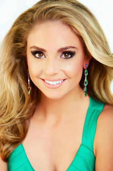 Miss Massachusetts - Taylor Kinzler
