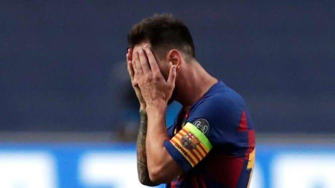 Barcelona Klub Memalukan karena Tak Izinkan Messi Pergi