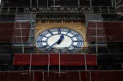 Biaya perbaikan menara jam Big Ben meningkat