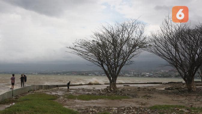 Hantu La Nina di Laut dan Pesisir Sulteng