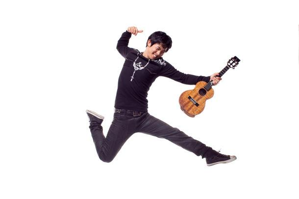 Five Miles Up with … Jake Shimabukuro