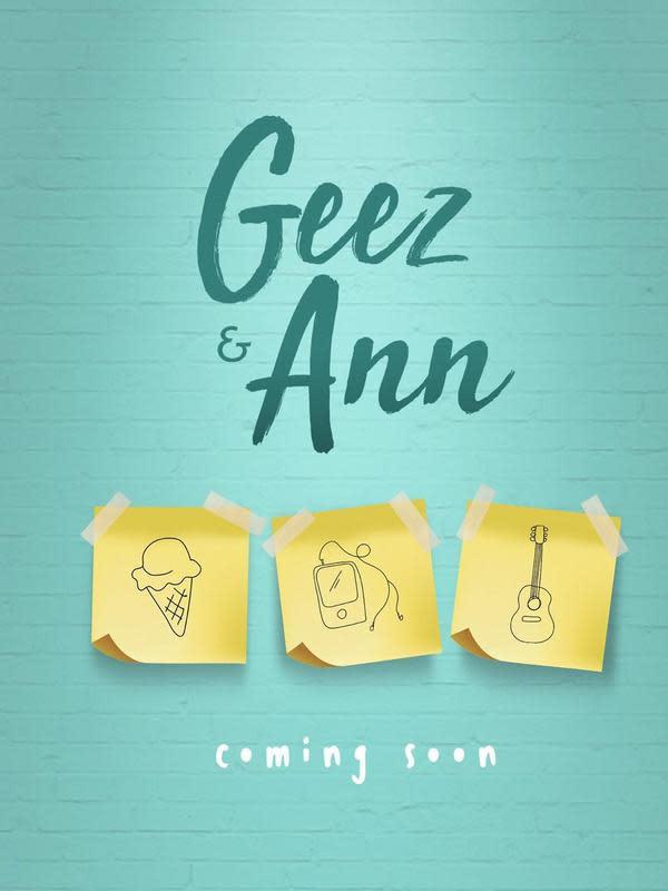 Geez and Ann. (Foto: Instagram geezandannfilm)